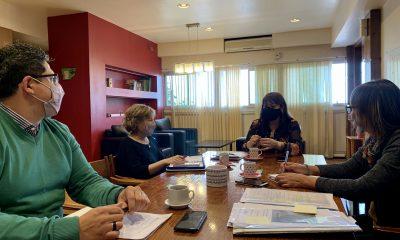 Reunión del Ministerio de Educación