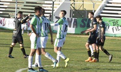 Deportivo Madryn lo dio vuelta en San Luis