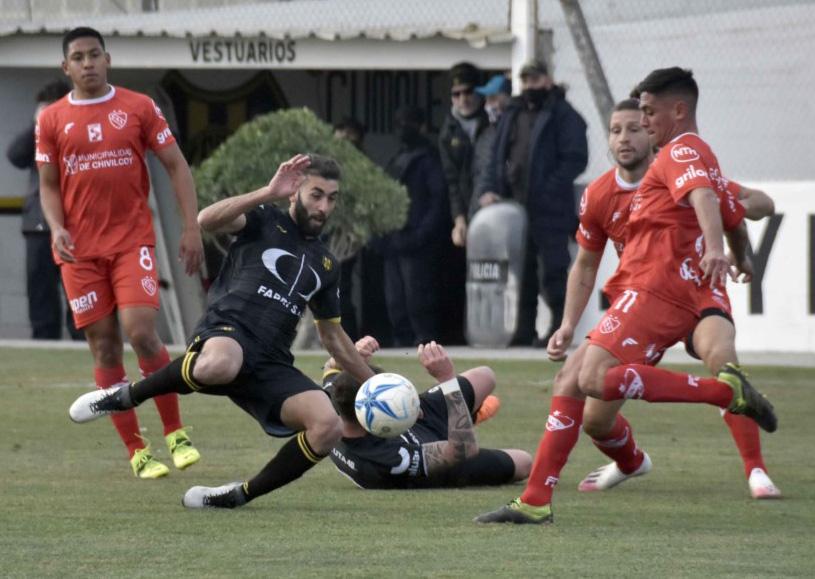 Deportivo Madryn vs. Independiente de Chivilcoy