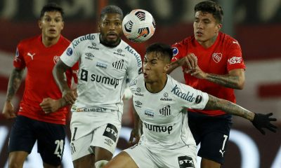 Independiente eliminado de la Sudamericana