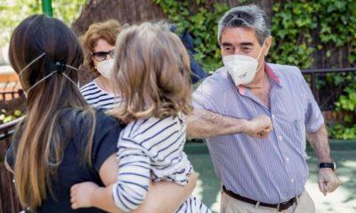 Encuentros familiares en La Pampa