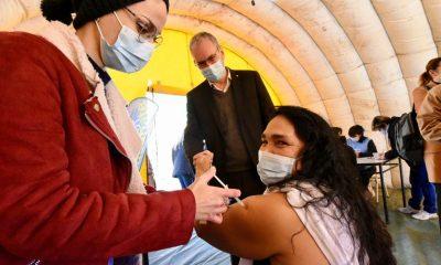 Vacunación en Chubut
