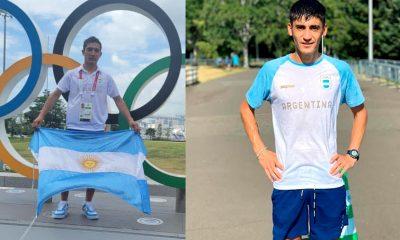 Arbe y Muñoz el sueño del maratón olímpico