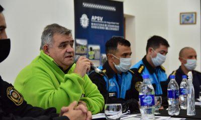 Conferencia de prensa de Leonardo Das Neves