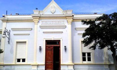 Casa de Gobierno del Chubut