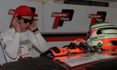 Cristóbal Riestra piloto de TC 2000