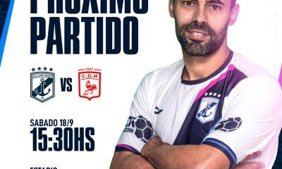 Guillermo Brown vs. Deportivo Morón