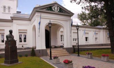 Casa de Gobierno Santa Cruz