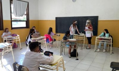 Clases presenciales en Chubut