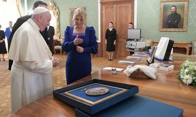 El Papa en Eslovaquia