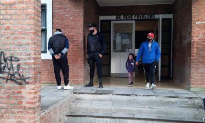Votante con pedidos de captura