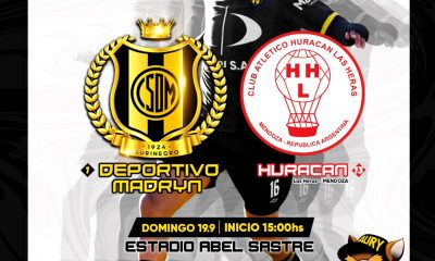 Deportivo Madryn-Huracán Las Heras