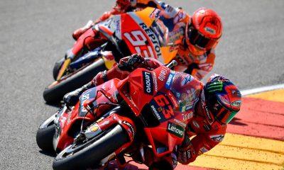 Bagnaia primer triunfo Moto GP