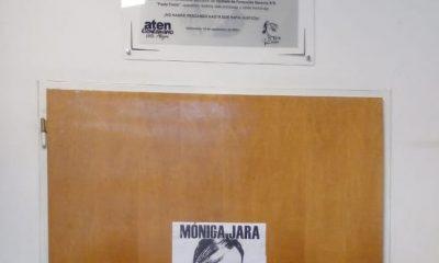 Maestra Mónica Jara Neuquén