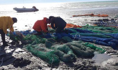 Maricultura en Chubut