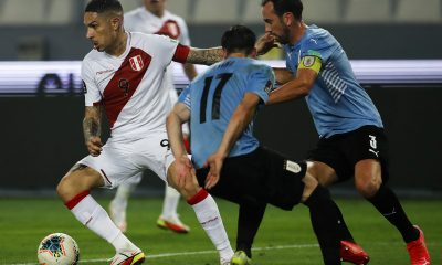 Perú y Uruguay empataron en Lima