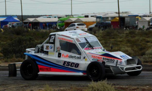 Marcos Cimino ganador de la doble fecha safari zonal