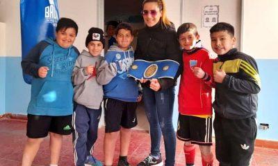 Soledad Matthysse campeona argentina motivada
