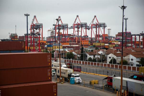 Superávit comercial en Argentina