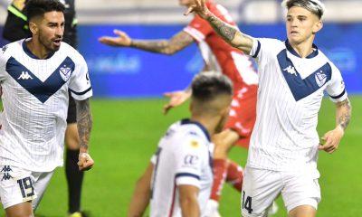 Vélez goleó a Unión