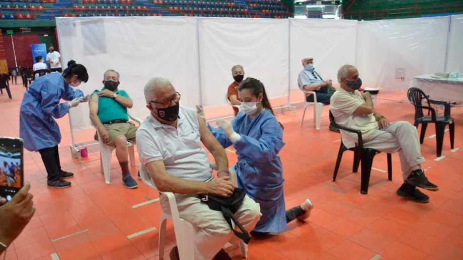Vacunación en Neuquén