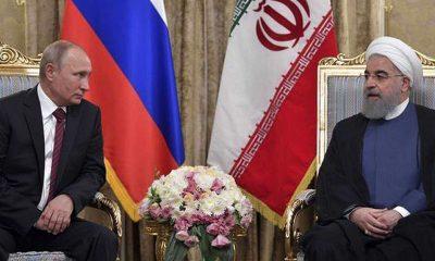 Irán anunció acuerdo con Rusia