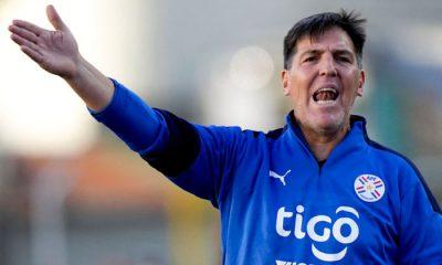 Berizzo dejó de ser el técnico de Paraguay
