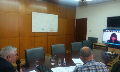 Comité de Emergencia provincial para las heladas tardías