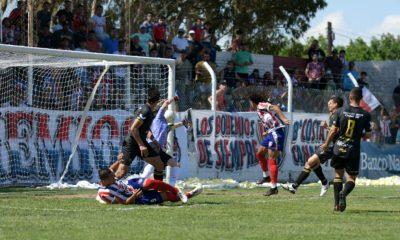 Madryn perdió con Peñarol de Chimbas