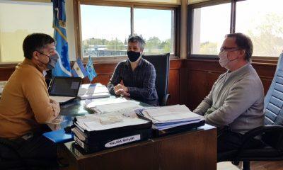 Gestionan la reconstrucción de la red de agua de Lago Puelo